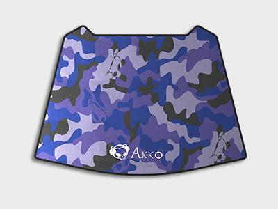 Akko MousePAD CAMO-原创迷彩树脂鼠标垫
