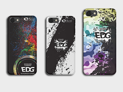 Akko Phone Case - EDG iPhone7/7P