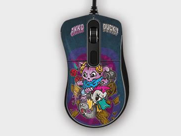 Akko Mouse Retro-复古猫 猫鸭大战