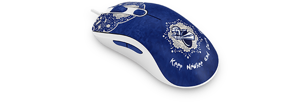 Akko X Newbee TI8 AG325游戏鼠标