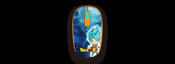 龙珠超 Smart1无线鼠标 孙悟空Goku(SSGSS)