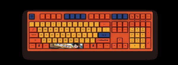 龙珠Z 3108 V2 机械键盘-GOKU孙悟空