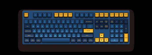 Akko 3108 V2 OSA - 琉璃鹦Macaw