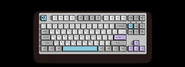 3087 Silent静谧机械键盘