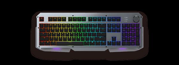 6104S RGB机械键盘