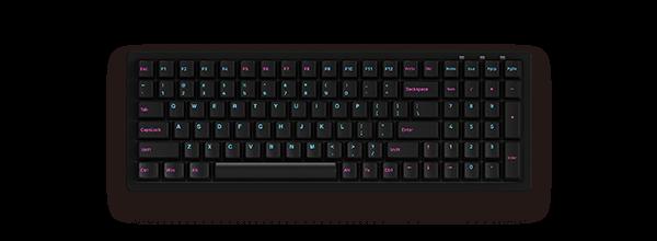 3096 DS Midnight午夜机械键盘