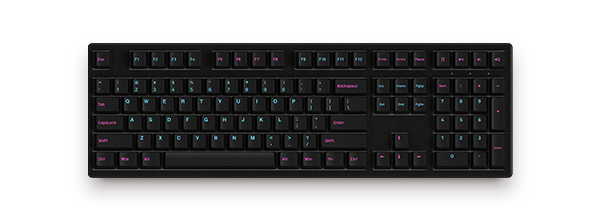3108 DS Midnight午夜机械键盘