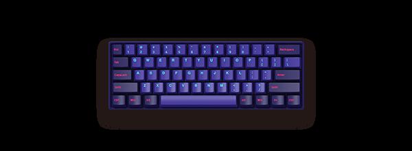 Akko 3061 Neon霓虹 RGB 蓝牙5.0