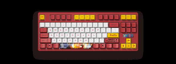 Akko《航海王》Monkey D. Luffy路飞 – 3087