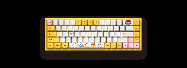 Akko 3068 V2《哆啦A梦》联名-哆啦美
