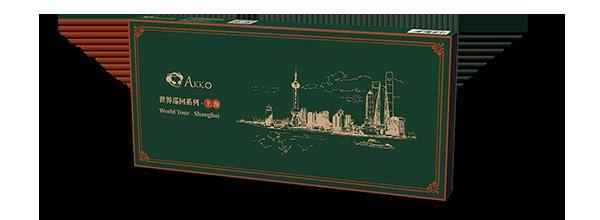 Akko World Tour – Shanghai上海键帽(JDA球帽)