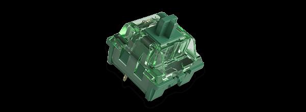 Akko CS Switch Matcha Green - 抹茶绿轴