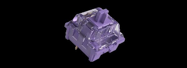 Akko CS Switch Lavender Purple - 魅力紫轴