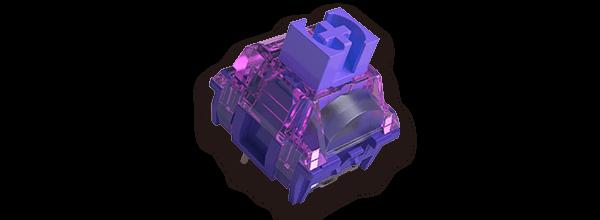 Akko X TTC Switch Demon - 恶魔轴