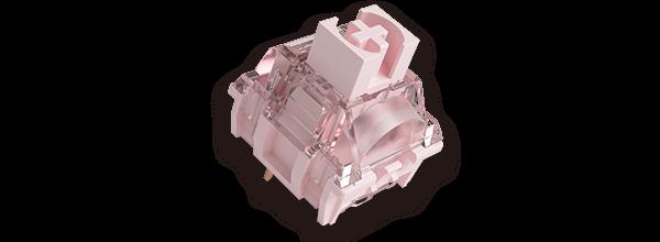 Akko X TTC Switch Princess - 公主轴