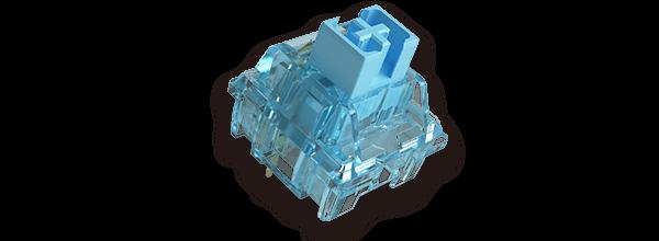 Akko CS Switch Jelly Blue – 果冻蓝轴