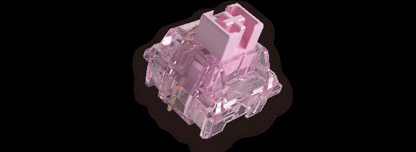 Akko CS Switch Jelly Pink – 果冻粉轴