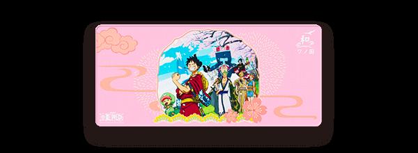 Akko 《航海王One Piece》和之国鼠标垫